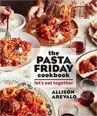 Pasta Cookbook For Friday